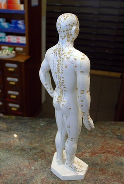 Try weight loss with acupuncture