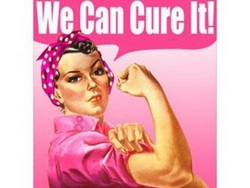 Find cure for breast cancer