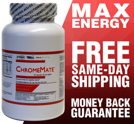 ChromeMate Multivitamins 30-day supply capsules