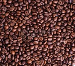 Back coffee beans