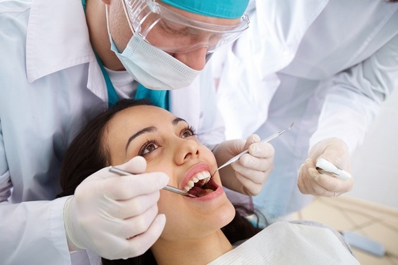 Keep your dental examinations regular