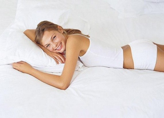 Plenty of rest is good for woman's health