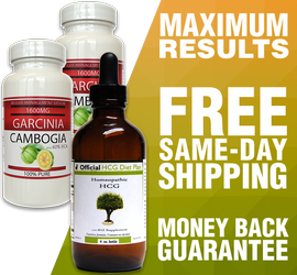 HCG Diet Drops with Garcinia Cambogia - 45-day supply