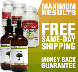 HCG Diet Drops with Garcinia Cambogia - 90-day supply