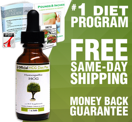 Official HCG Diet Drops - 15-day plan