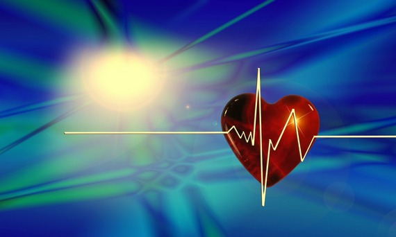 Men often suffer from heart health problems