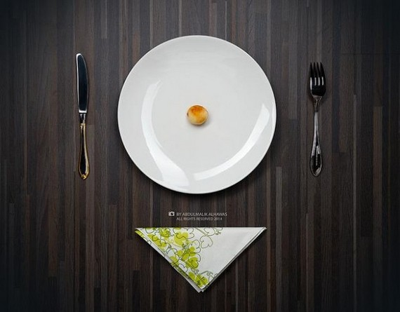 Minimalist eating approach