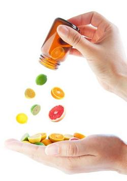 Natural multivitamins are highly beneficial to the body