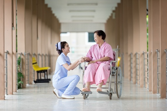 Process of stroke rehabilitation takes time