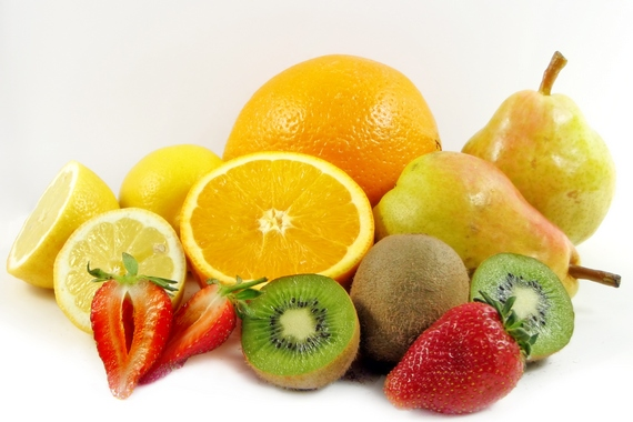 Fruits are good sources of natural vitamins