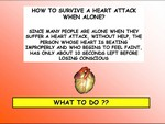 Heart Attack Self Help slideshow