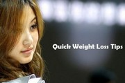 Easy and Fast Weight Loss Tips